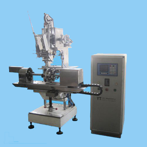 3 Axis Drilling and Filling Machine