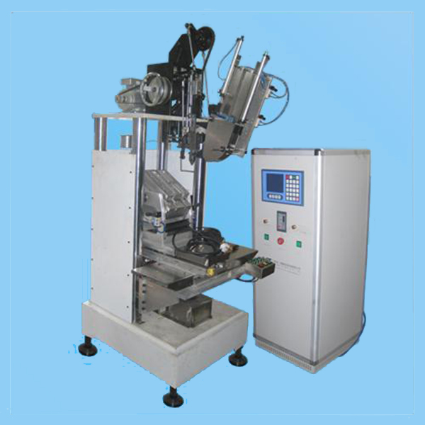 4 Axis Brush Machine