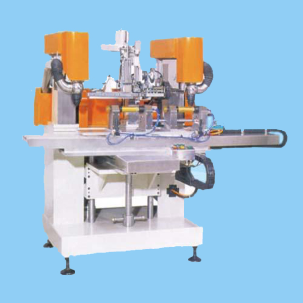 3 Axis 3 Head Drilling and Filling Machine