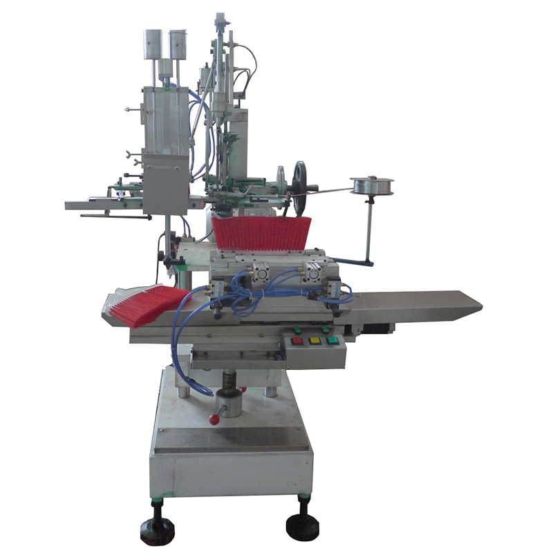 2 Axis Tufting Machine for Broom