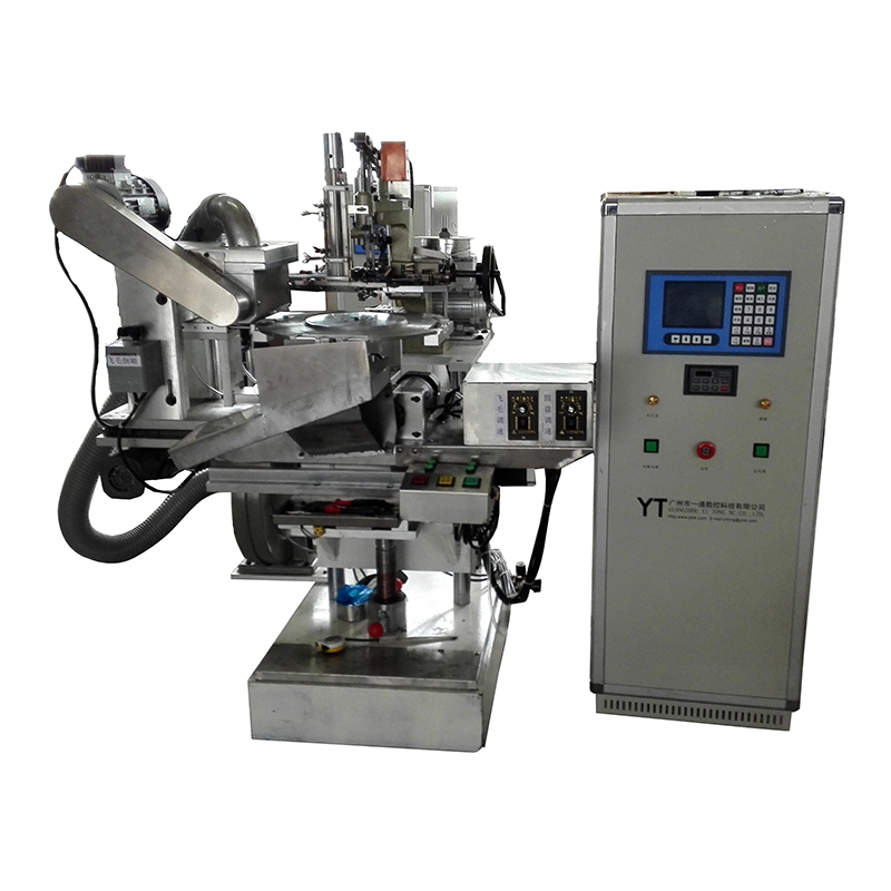 2 Axis Tufting and Trimming Machine for Small Brush
