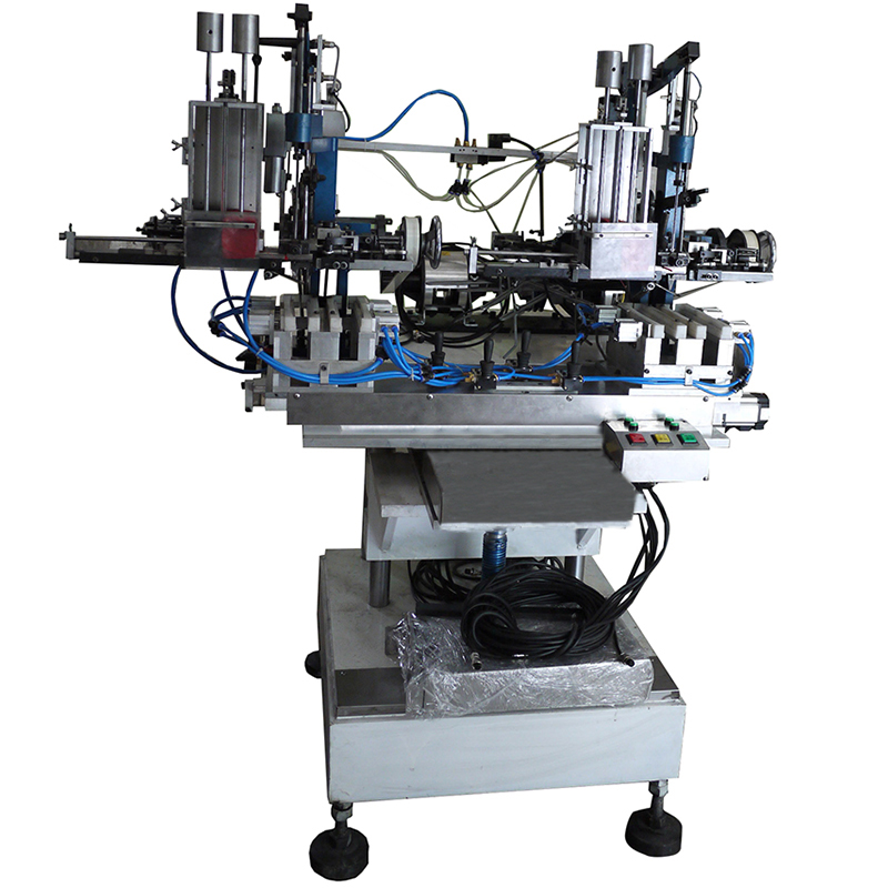 2 Axis Double Tufting Machine