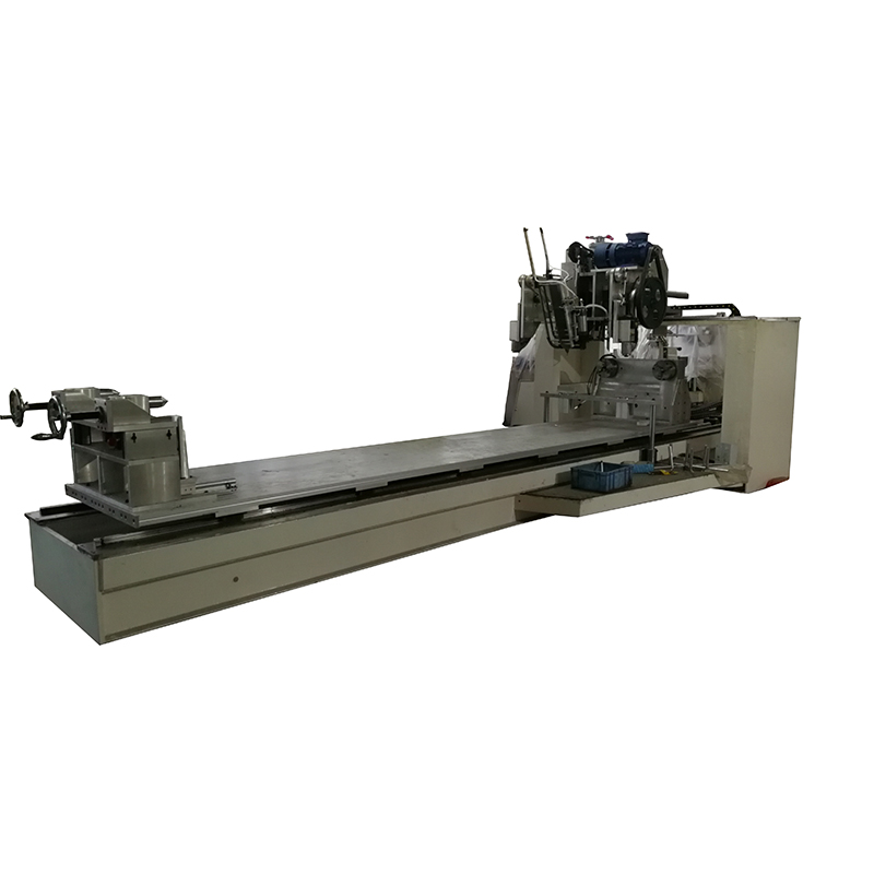 3 Axis Drilling and Tufting Machine for 3.5 meter Brush