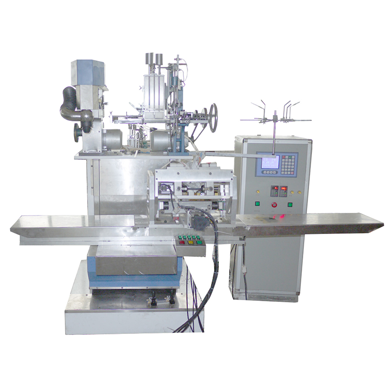 5 Axis Drilling and Tufting Machine