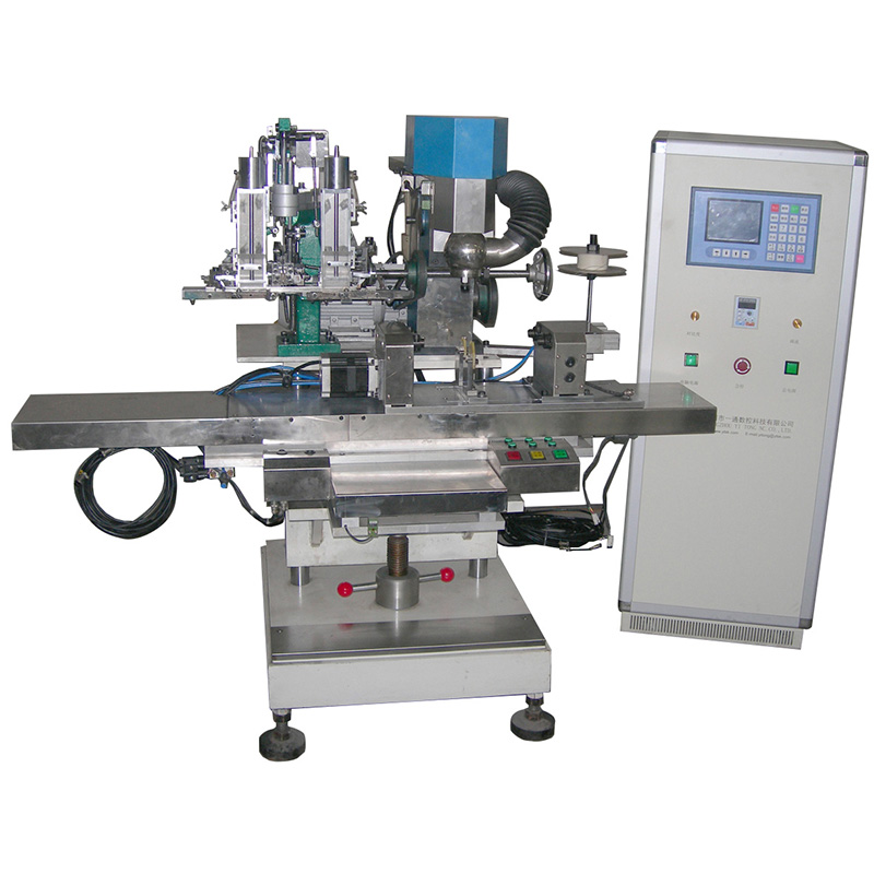 3 Axis Drilling and Tufting Machine for Hairbrush