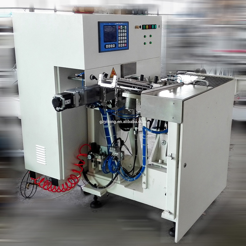 CNC High Speed Drilling and Tufting Machine