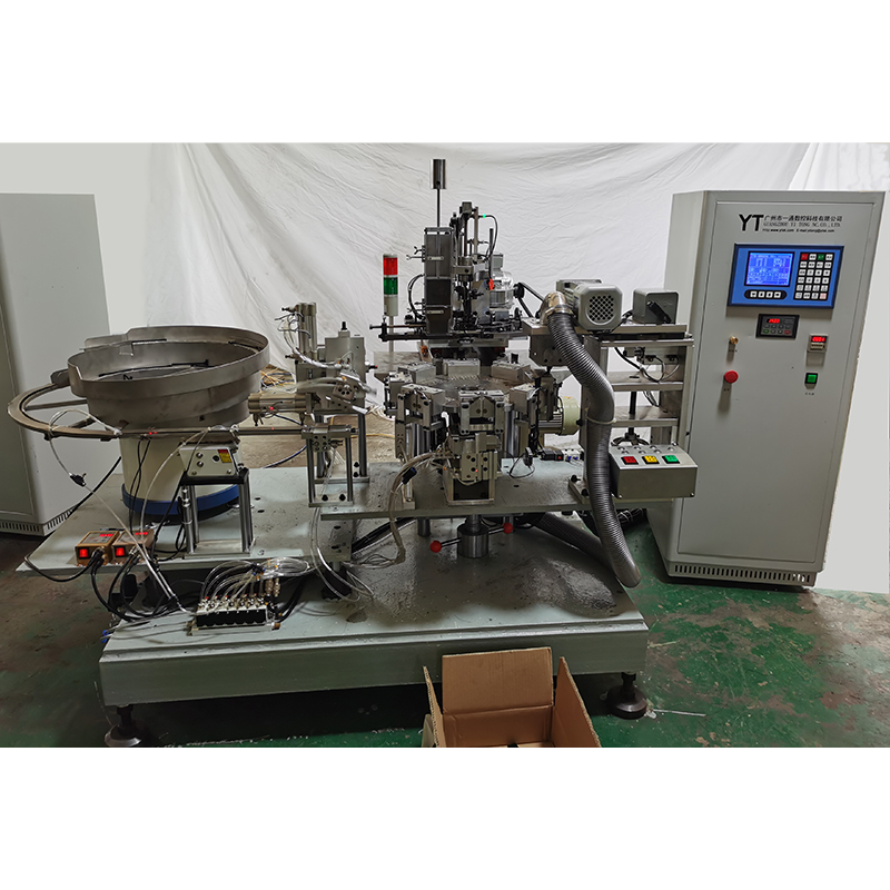 2 Axis Tufting and Trimming Machine