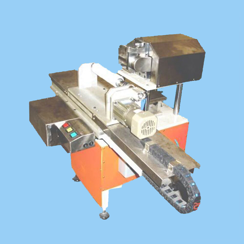 Trimming and Flagging Machine for Cylinder Brush