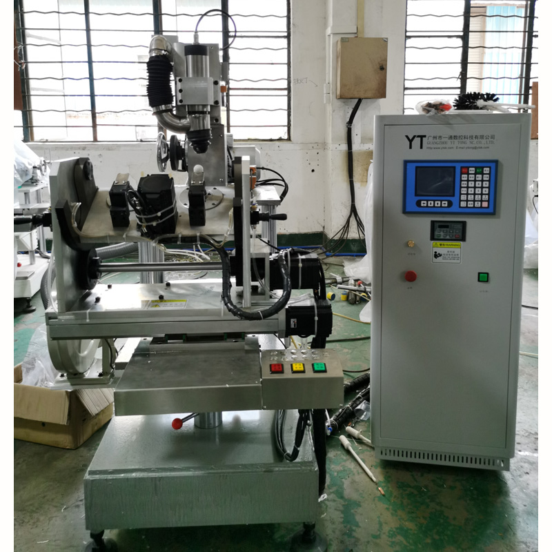 4 Axis Drilling Machine